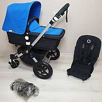 Детская коляска Bugaboo Cameleon 3 Royal Blue Бугабу Камелеон