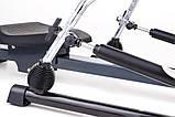 Гребний тренажер механічний Hop-Sport Wing (HS-020R), фото 7
