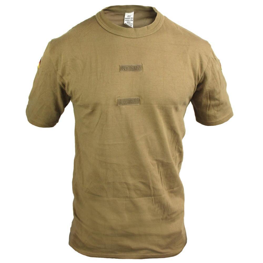 Быстросохнущая футболка тропен Бундесвер оригинал койот