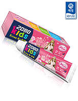Детская зубная паста 2080 Kids 3 Step Berry Mix Toothpaste