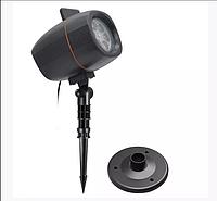 Лазерный проектор для улицы RD-7184 (точка) с Bluetooth