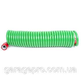 Шланг спиральный 7.5м INTERTOOL GE-4001