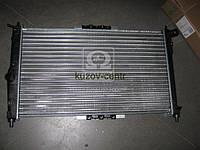 Радиатор охлаждения Daewoo Lanos 97- (с кондиционером) (Tempest), OEM: TP.15.61.654 / Радіатор охолодження