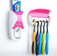 Автоматический дозатор зубной пасты DSS SKY