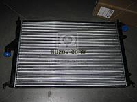 Радиатор охлаждения Renault Logan 08-MT, A / C (Tempest), OEM: TP.15.63.7612 / Радіатор охолодження Renault