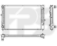 Радиатор охлаждения AUDI A4 1994-2001 1.61.81.9TDI АКП AVA