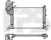 Радиатор охлаждения Mercedes Sprinter (95-99)
