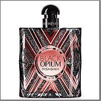YSL Black Opium Pure Illusion парфюмированная вода 90 ml. (Тестер Ив Сен Лоран Опиум Пур Иллюзия), фото 1