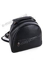 Рюкзак женский черный David Polo