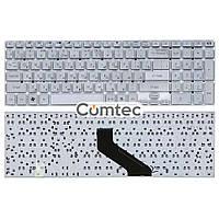 Клавиатура для ноутбука Acer Gateway (NV55S) серебряный, (без фрейма), Русская, фото 1
