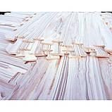 Дитячий ігровий килимок-пазл (мат татамі, ластівчин хвіст) паркет OSPORT (FI-0131) Темний, фото 5