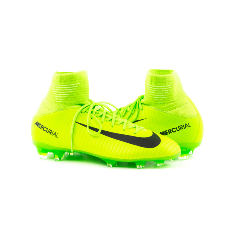 Бутси пластик Mercurial Superfly Kids V FG 37.5