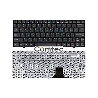 Клавиатура для ноутбука Asus (U1, U1F, U1E) черный, Русская