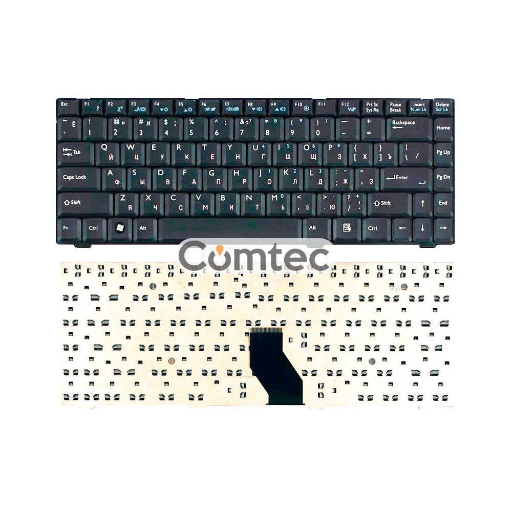 Клавиатура для ноутбука Benq Joybook (R43) черный, Русская
