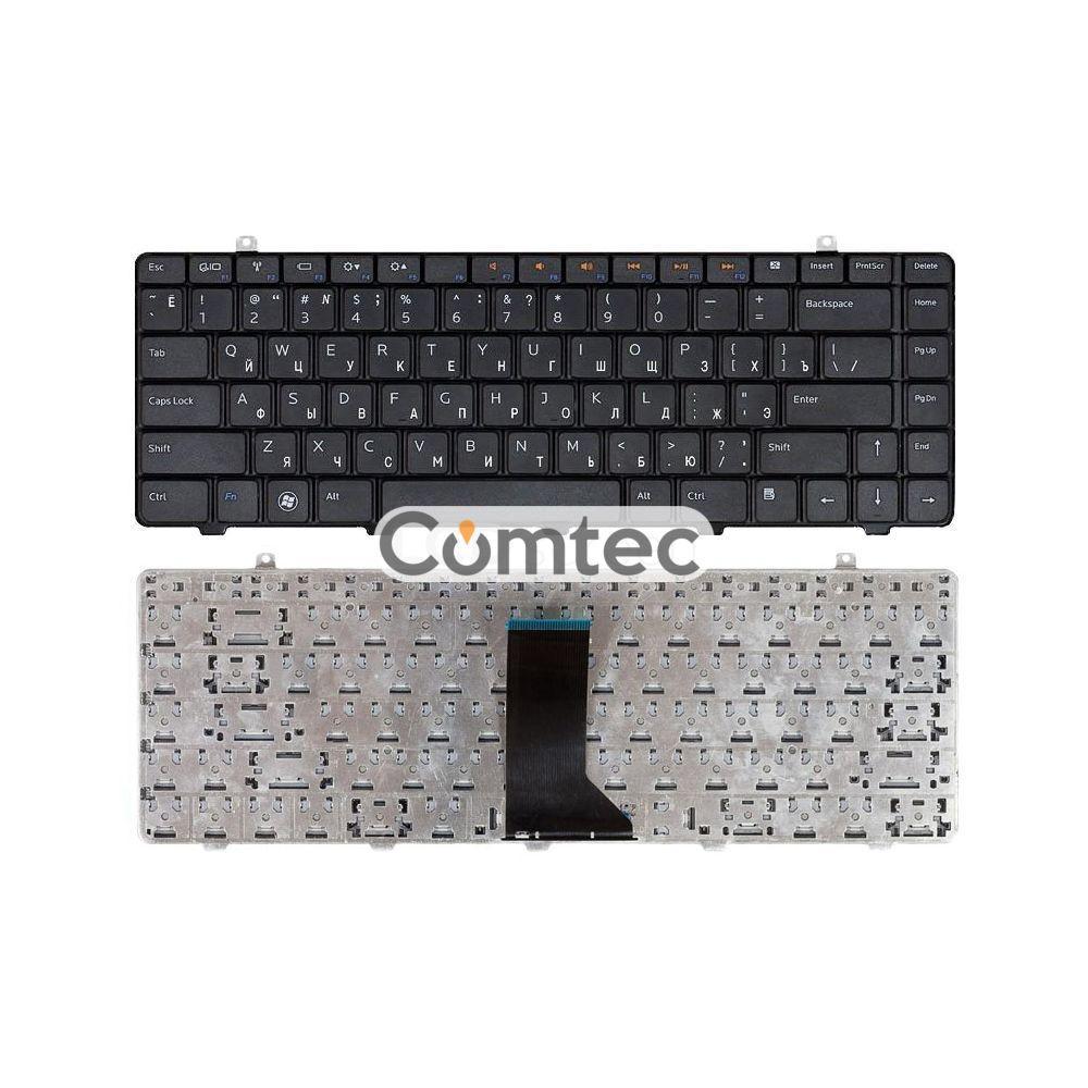 Клавиатура для ноутбука Dell Inspiron (1464) черный, Русская, фото 1