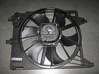 Вентилятор радиатора Renault Logan