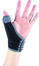 Фіксатор променево-зап`ясткового суглоба і великого пальця руки, EH-409