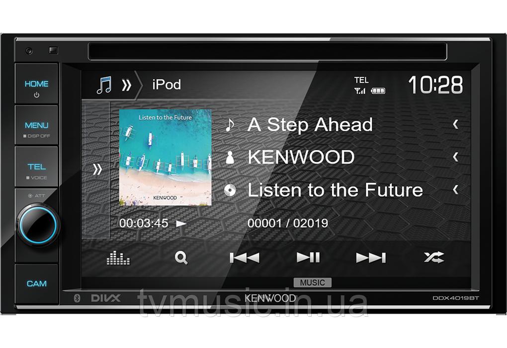Автомагнитола Kenwood DDX-4019BT