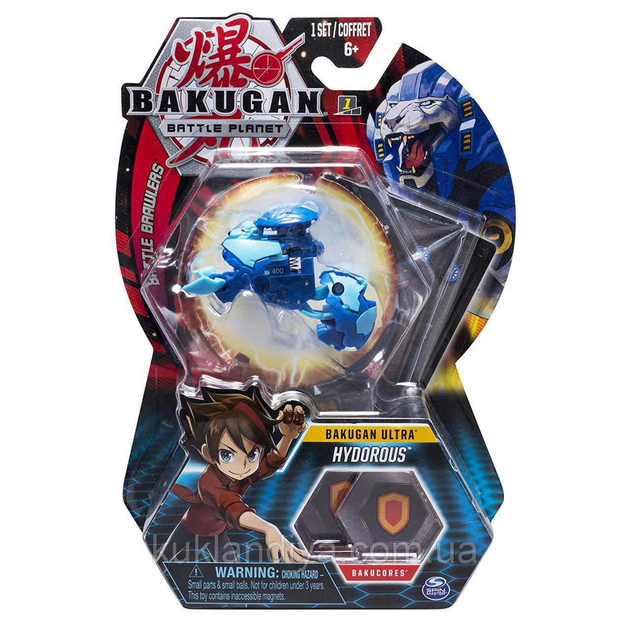 Bakugan Battle Planet: бакуган Гидориус