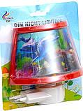 Светодиодный ночник Картина в лампе, фото 3