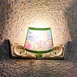 Светодиодный ночник Картина в лампе, фото 7