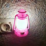 Светодиодный ночник Фонарь, фото 5