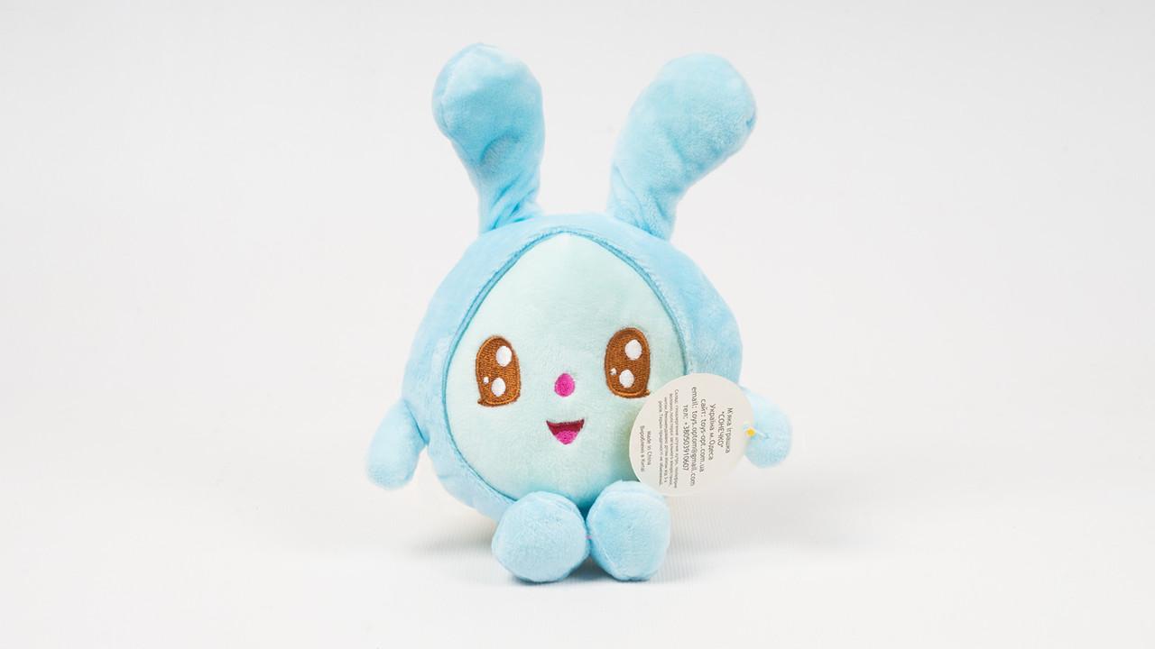 Мягкая игрушка Малышарики кролик Крошик