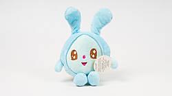 М'яка іграшка Малышарики кролик Крошик