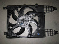 Вентилятор радиатора Chevrolet Aveo T255 Vida