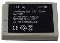 Аккумулятор (батарея) EXTRADIGITAL Fuji NP-30 750mAh