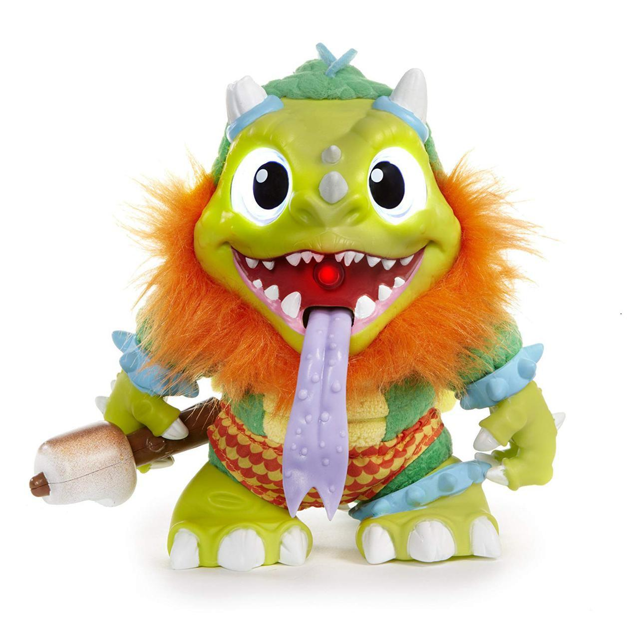 Интерактивная игрушка дракончик Crate Creatures Surprise/Потяни за язык 20 см
