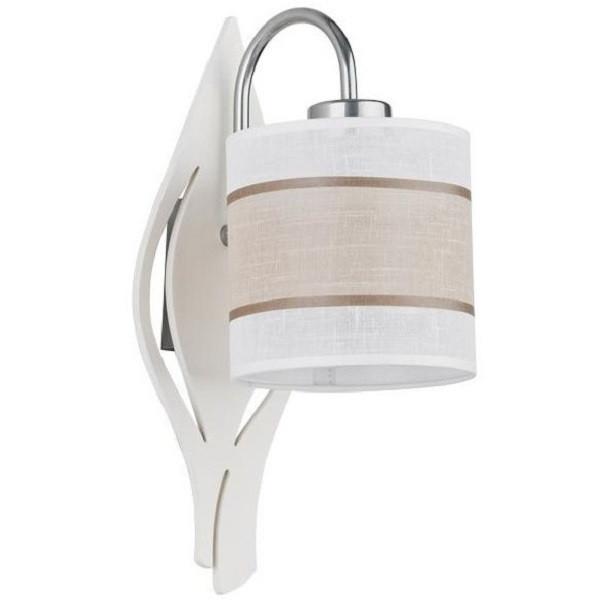 Бра TK Lighting 330 CATTLEYA WHITE