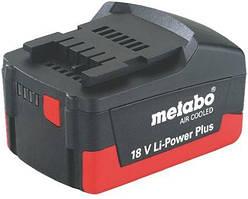Аккумуляторная батарея Metabo 18 В 2,2 Ah, Li Power Plus (625469000)