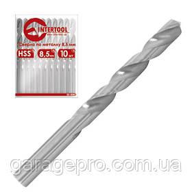 Сверло по металлу HSS INTERTOOL SD-5012