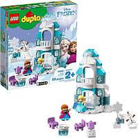 Lego Duplo холодное сердце 2 Ледяной замок 10899 Disney Frozen Ice Castle