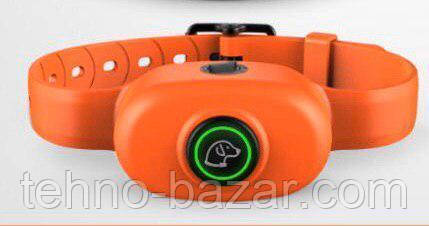 Электронный ошейник DOG300-BARK Orange антилай ip67
