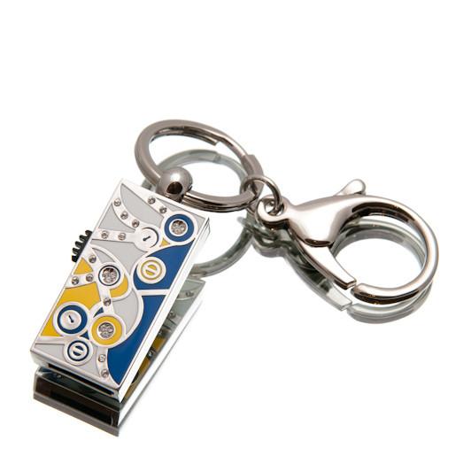 """Ювелирный флеш-накопитель """"Модерн"""", 64Гб, синий цвет (03157A64ГБ)"""
