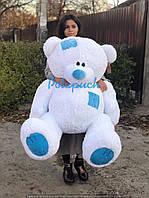 Большой плюшевый мишка, медведь Тедди 150см белый