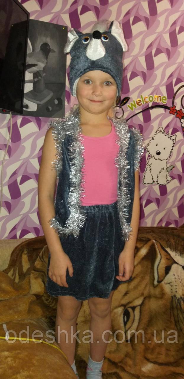 Дитячий карнавальний костюм Мишки (дівчинка)