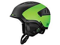 Гірськолижний шолом K2 Diversion Green Black 2019, фото 1