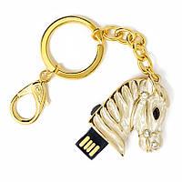 "Флешка ""USB Конь"" белый 64Гб (03164B-64-Гб), фото 1"