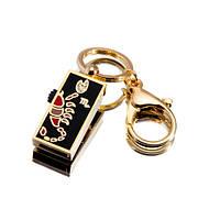"""Флешка """"USB Скорпион"""" золотистый 32Гб (03202A-32-Гб), фото 1"""