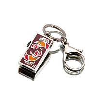 "Флешка ""USB Рыбы"" серебристый 32Гб (03206B-32-Гб), фото 1"