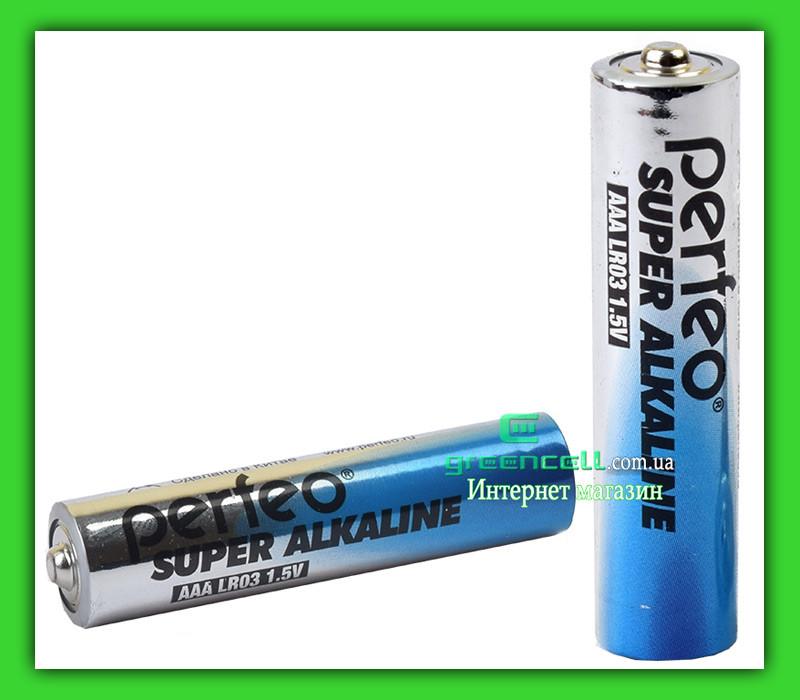 Батарейка Perfeo Super Alkaline AAA LR03 1.5V