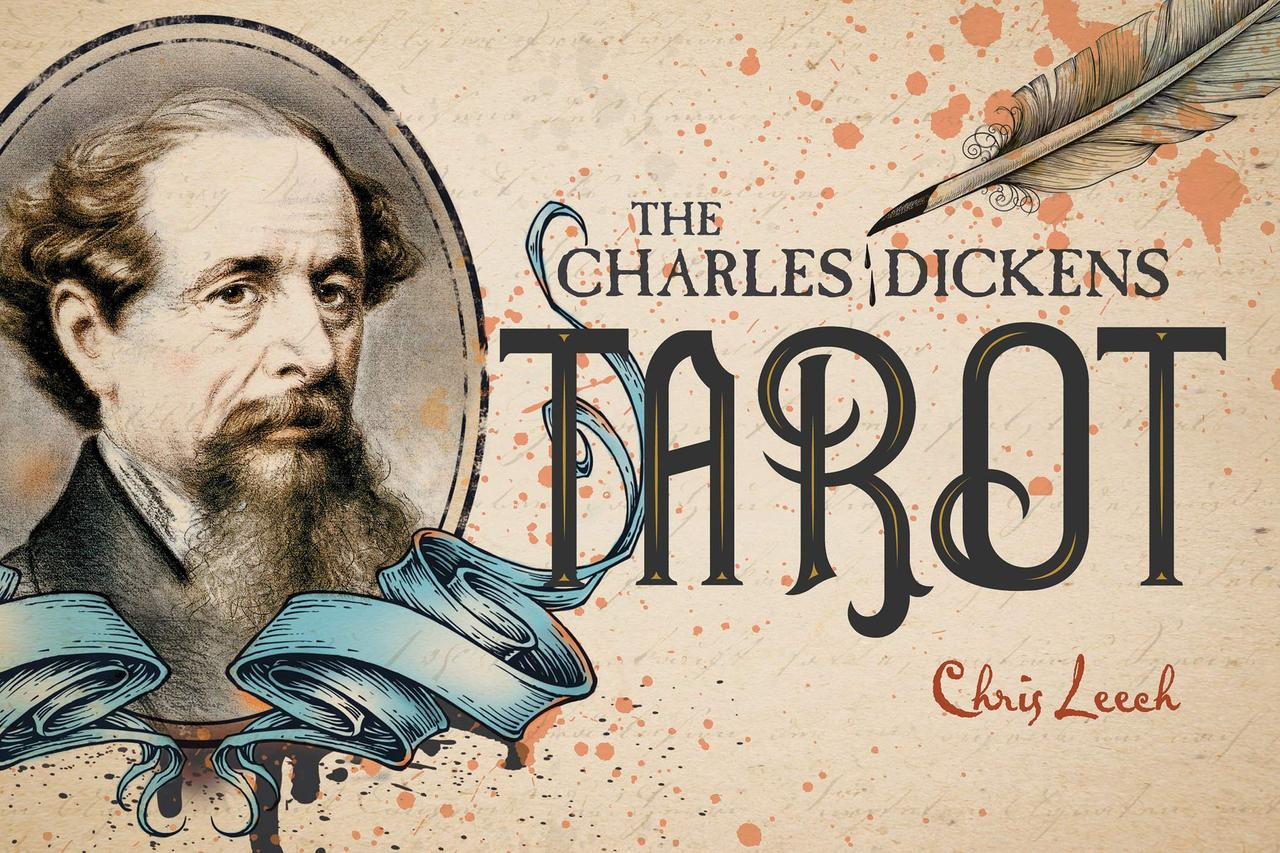 The Charles Dickens Tarot/ Таро Чарльза Диккенса