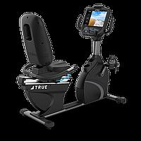 Горизонтальный велотренажер True 900 Recumbent Bike Envision 16