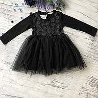 Пышное детское платье на девочку Breeze 150. Размер 110 см,  116 см (6лет), 128 см (8лет), 140 см, фото 1