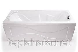 Акриловая ванна Стандарт 1500х700 (с ножками)