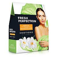 Набор косметический «Fresh perfection» (гель для душа + крем для тела)