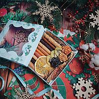 """Новогодний подарочный набор """"СНЕЖИНКИ"""", 275г_ТМ """"Fruit Snack"""""""